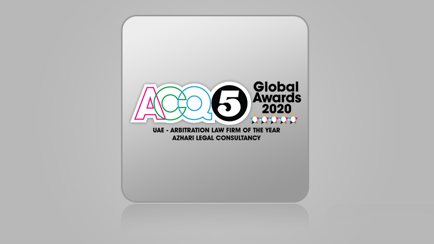 acq arbitration law firm 2020 ALC post
